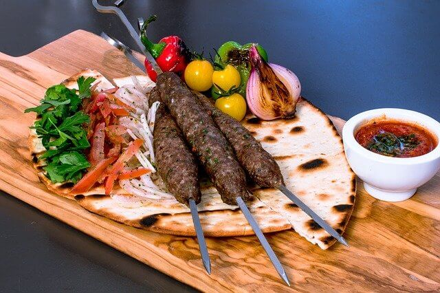 plato tipico arabe